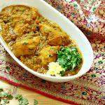 Chicken Dhansak - 'Queen' of Daals!